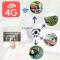 3G/4G sim-kort IP-camera (Udendørs Kamera)