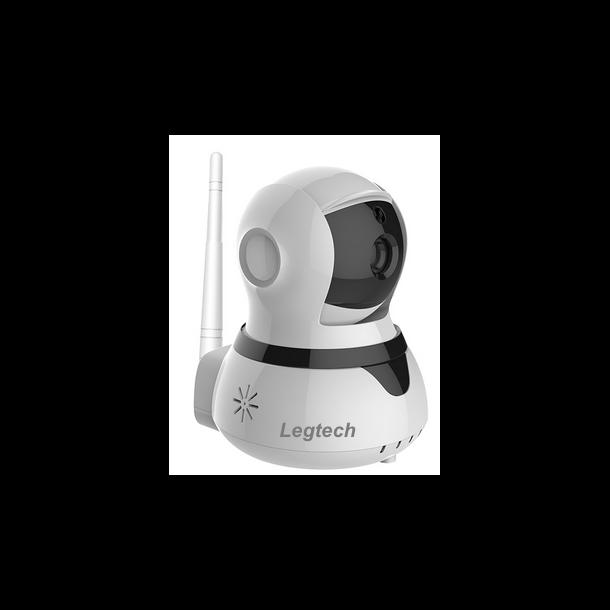 Wifi (P2P) kamera med motor INDENDØRS