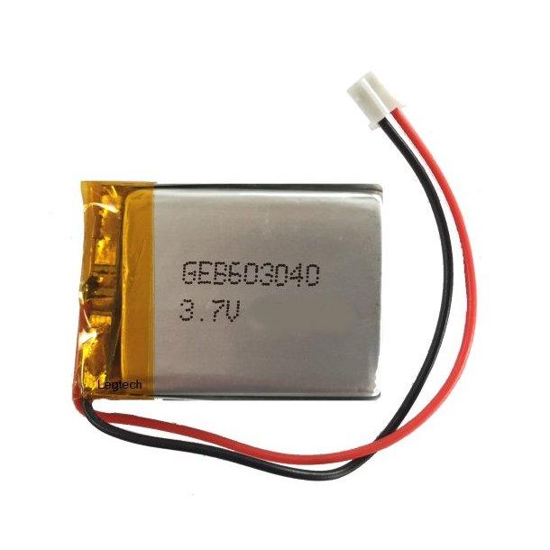 BatteriBackup SMS-Styring