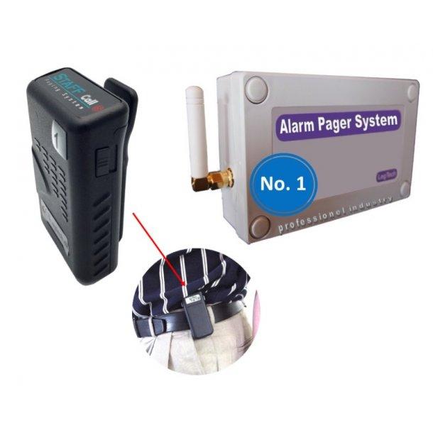 Alarm Pager System (Sæt 1)