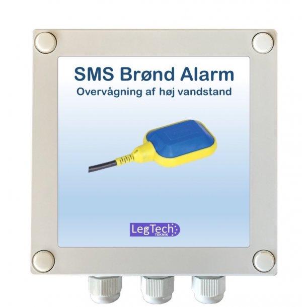 SMS Brønd Alarm