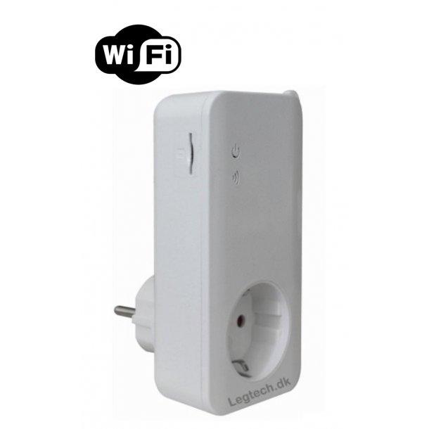 Wifi Micro med temperaturføler