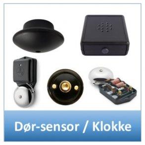 Dør-sensor / Klokke