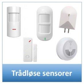 Trådløs sensorer
