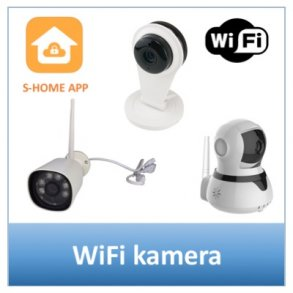 Wifi Kamera (S-HOME)